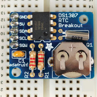 DS1307 Real Time Clock Breakout Board