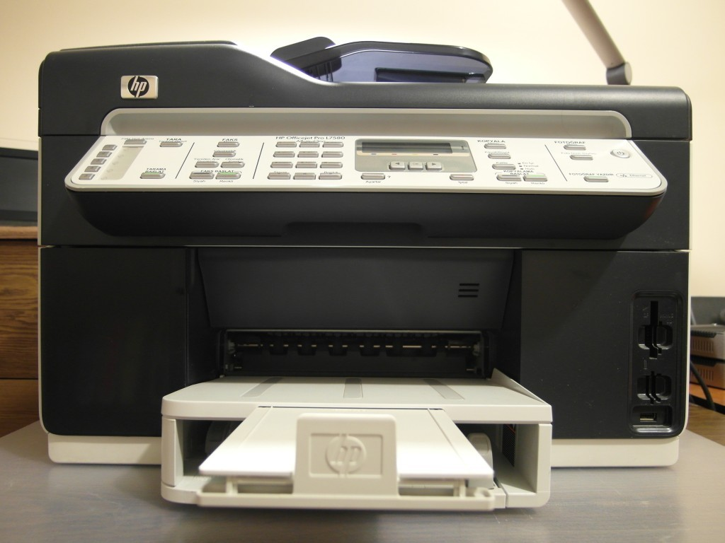 HP OFFICEJET L7580 SCANNER TREIBER WINDOWS XP