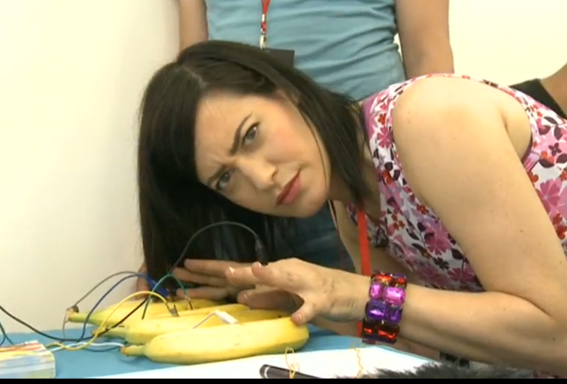 """BBC Covers the """"International Community"""" of Maker Faire"""