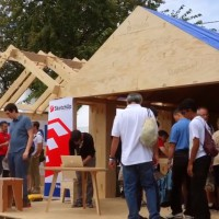 Watch the WikiHouse Built and Unbuilt in a Weekend
