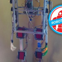 I Built a Robot in my Garage to Compete in the DARPA Robotics Challenge