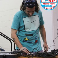 Nepchune's Noise Circus: Learning with Noise at Maker Faire Orlando