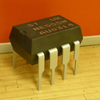 Sit on This, Geeks: Giant 555 Timer