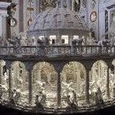3D Printed Zoetrope Animates Famous Baroque Painting