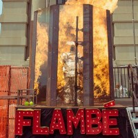 Welcome to the Flambé Dunk Tank (With a Nod to Cormac McCarthy)