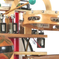 Use Solenoids to Build a MIDI-Controlled Percussion Bot