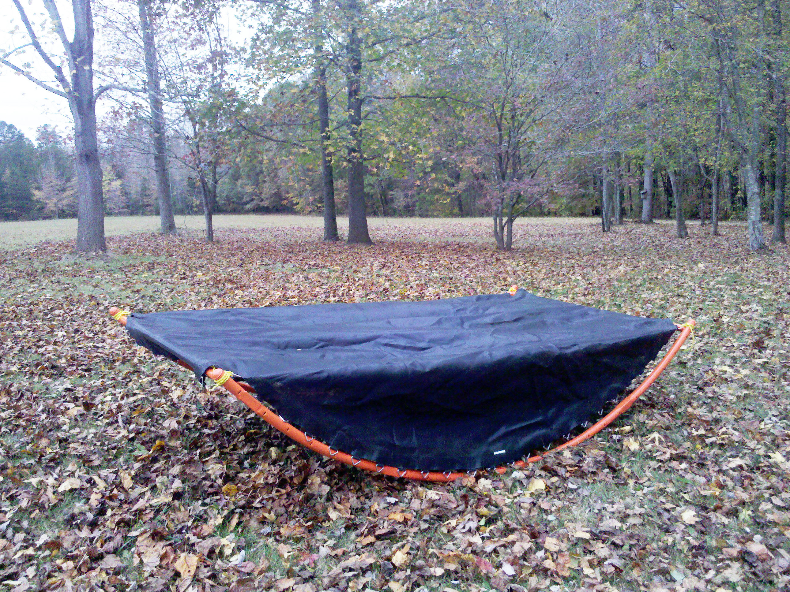 rocking trampoline hammock rocking trampoline hammock   make   rh   makezine
